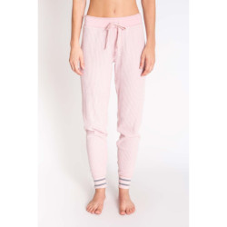 PJ Salvage Thermal Jogger - Rose Quartz