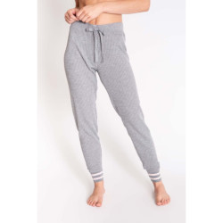 PJ Salvage Thermal Jogger - Grey Heather
