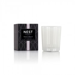 Nest Votive Candle - White Camellia