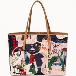Spartina Northern California Large Tote