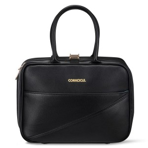 Corkcicle Baldwin Boxer Lunch Bag - Black