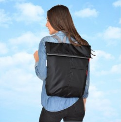 Packable Backpack - Black
