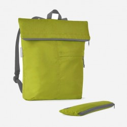 Packable Backpack - Green