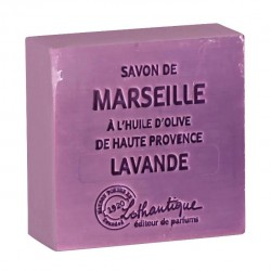 Lothantique Square Bar Soap - Lavender