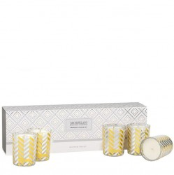 Archipelago Limited Edition Winter Frost Candle Box of 5 Votives