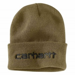 Carhartt Embroidered Logo Beanie - Olive