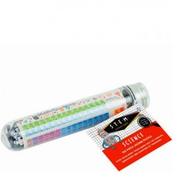 Periodic Table Puzzle in Test Tube