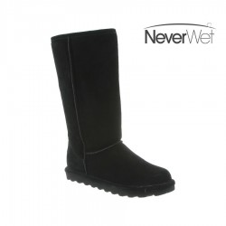 Bearpaw Womens Elle Tall Boot Style - Black