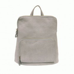 Mini Backpack - Dove Grey
