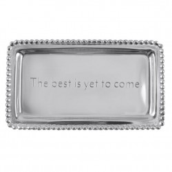 Mariposa Trinket Tray - Best is Yet to Come