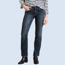 Levi's Straight Leg Jean - Seattle Blue