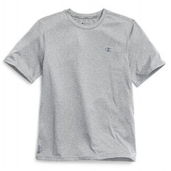 Champion Double Dry T-shirt - Light Grey Heather