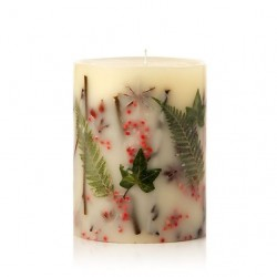 Rosy Rings Botanical Candle Red Currant and Cranberry - Small