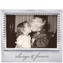 "Mariposa Frame 4""x6"" - Always and Forever"