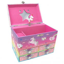 Music Box - Cotton Candy Unicorn