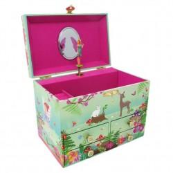 Music Box - Medium Forest Fairy