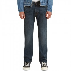 Levi's® 505 Regular Fit Jean - Hawker Blue Stretch