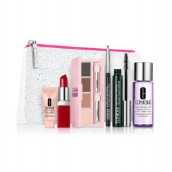 Clinique 7 pc Makeup and Skin Care Gift Set