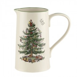 "SPODE ""Christmas Tree"" 2 Pint Jug"