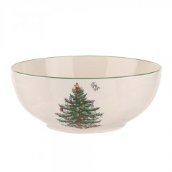 "SPODE ""Christmas Tree"" Medium Round Bowl"