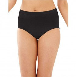 Bali Comfort Revolution ® Seamless Brief - Black