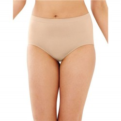 Bali Comfort Revolution ® Seamless Brief - Light Beige