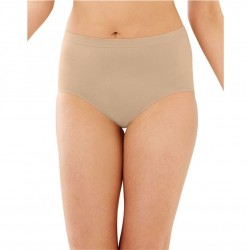 Bali Comfort Revolution ® Seamless Brief - Nude