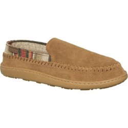 Pendleton Suede and Wool Slipper - Toasted Coconut