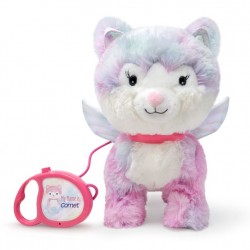 Cuddle Barn Battery Operated - Comet Cat