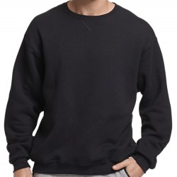 Russell Athletic Crewneck Sweatshirt - Black