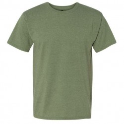 Hanes ComfortBlend® EcoSmart® T-Shirt - Heather Green