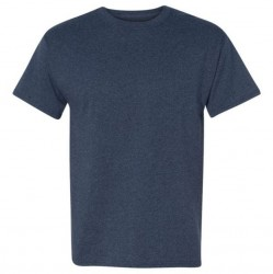 Hanes ComfortBlend® EcoSmart® T-Shirt - Heather Navy