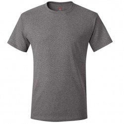 Hanes ComfortBlend® EcoSmart® T-Shirt - Charcoal Heather