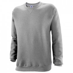 Russell Athletic Russell Dri-Power Performance Boys Crewneck Sweatshirt Style #998HBM0 Oxford