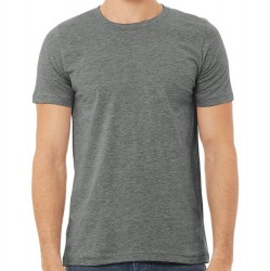 Canvas Super Soft Cotton Blend Shirt - Deep Heather