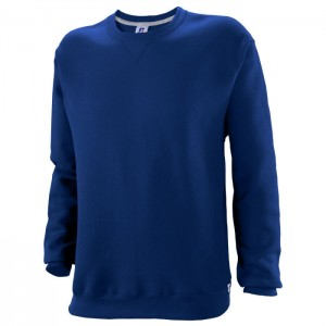 Russell Athletic Dri-Power Performance Boys Crewneck Sweatshirt Style #998HBM0 Navy