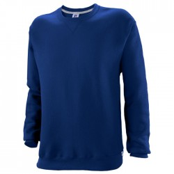 Russell Athletic Dri-Power Performance Crewneck Sweatshirt Style #698HBM1 Navy
