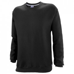 Russell Athletic Dri-Power Performance Crewneck Sweatshirt Style #698HBM0 Black