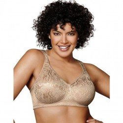 Playtex 18-hour Ultimate Lift and Support Wirefree Bra - Nude