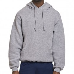 Russell Athletic Dri-Power Performance Hooded Sweatshirt Style #695HBM0 Oxford