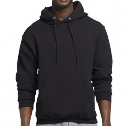 Russell Athletic Dri-Power Performance Hooded Sweatshirt Style #695HBM0 Black
