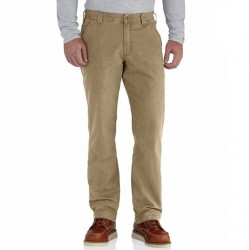 Carhartt Canvas Pant with Stretch - Khaki