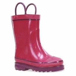 Western Chief Kids Firechief 2 Rain Boot Style #4900610 - Pink
