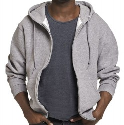 Russell Athletic Dri-Power Performance Full Zip Hooded Sweatshirt Style #697HBM0 Oxford