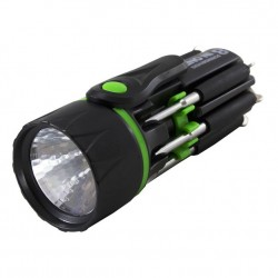 8 in 1 Screwdriver and Flashlight Tool