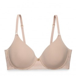 Natori Bliss Perfection Contour Underwire Bra - Cafe