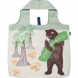 Blu Bag Reusable Bag - California Bear