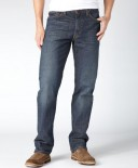 Levi's Regular Straight 505 Jeans - Range Wash