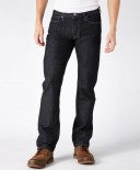 Levi's Mens Slim Straight 514 Jeans- Tumbled Rigid