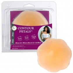 "Braza 4"" Silicone Contour Petal Covers - Beige"